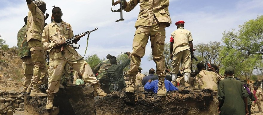 Nine villages attacked by Sudan's militias, air force in ...
