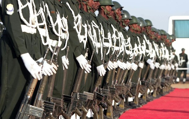 Sudan Armed Forces (File photo)