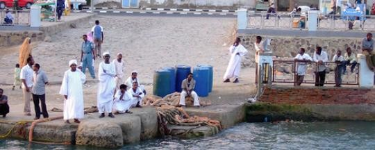Port Sudan (file photo)