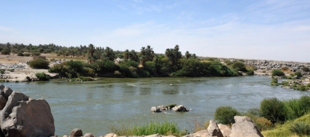 The third River Nile cataract (International Rivers)