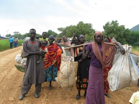 Displaced in South Kordofan (UNHCR)