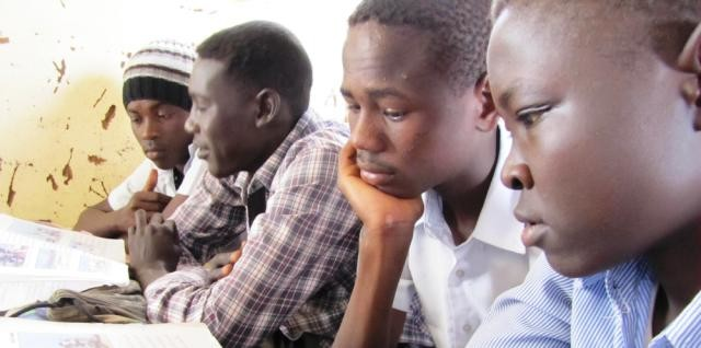 Sakalai school for boys in Nyala, South Darfur (file photo)