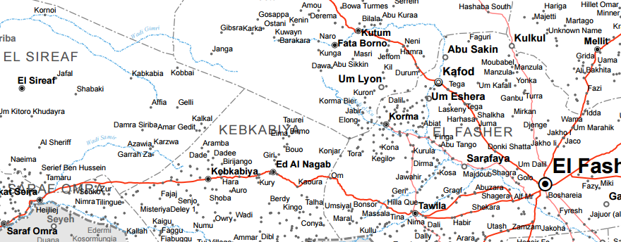 One wounded in robberies by militiamen in North Darfur Radio Dabanga