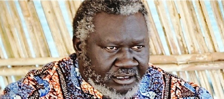 SPLM-N faction leader Malik Agar (File photo)