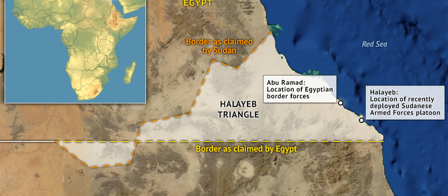 The Halayeb Triangle (stratfor.com)