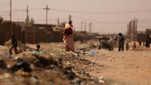 A village in Darfur (file photo)