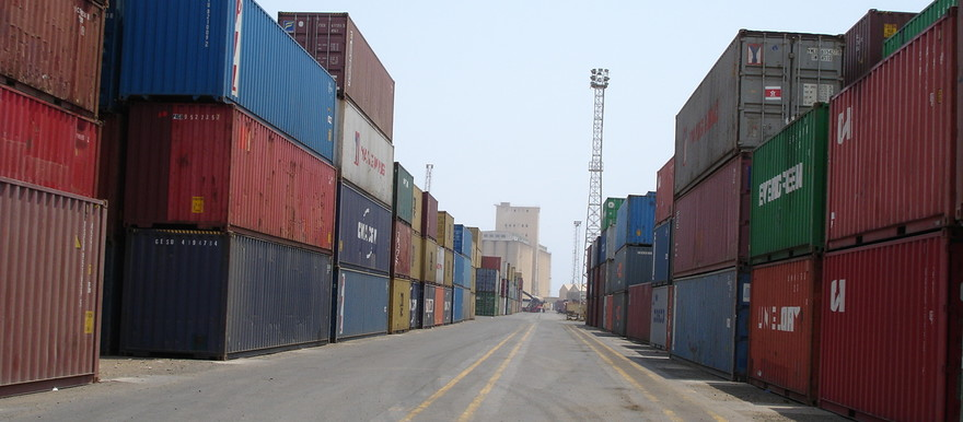 File photo: El Khair Petroleum terminal in Port Sudan (Sudan Ports)