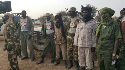 19 JEM rebels surrender to authorities in South Darfur