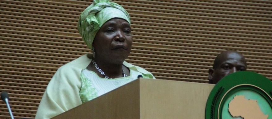 The Chairperson of the Commission of the AU, Dr Nkosazana Dlamini-Zuma (File photo: AU)