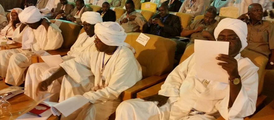 Social peace conference in Nyala on Thursday 26 May, attended by State Governors, the head of the United Nations-African Union peacekeeping mission (Unamid), native administrations, nomadic leaders and civil society organisations (RD)