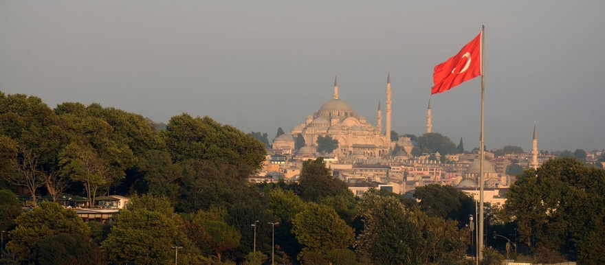 Istanbul, Turkey (File photo: Andrew Bergman)