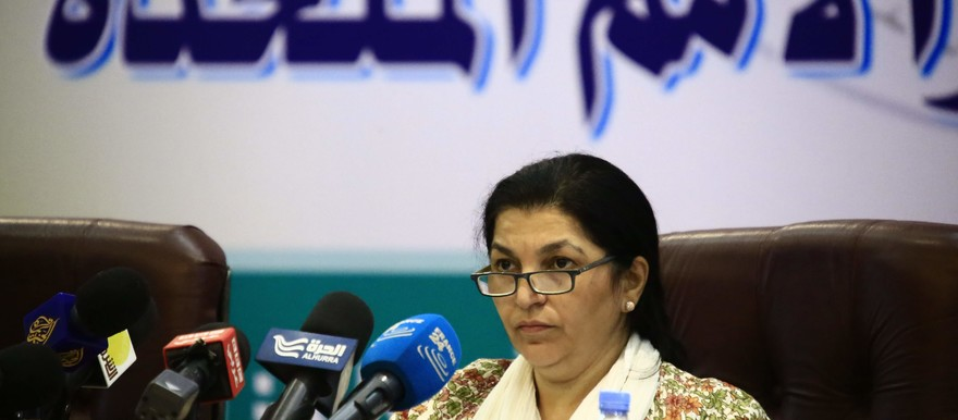 Naeema El Gassir, the UN Resident and Humanitarian Coordinator a.i (file photo)