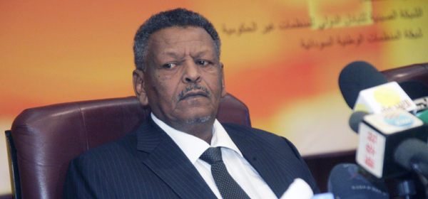 Prime Minister Bakri Hassan Saleh (File photo: SUNA)