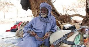 Tribal elder in East Darfur (Usip.org)