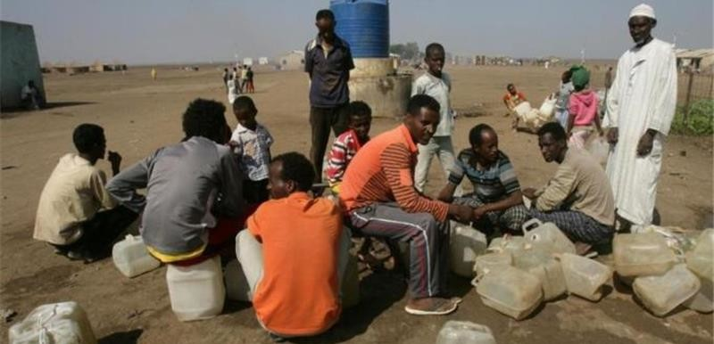 Thirty years of  war and a hostile government has prompted many Eritreans to flee the country (AFP)