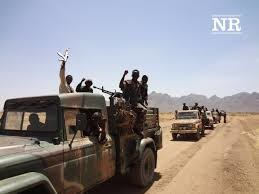 Sudan Armed Forces (SAF) in South Kordofan (File photo: Nuba Reports)