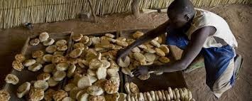 Bread to be sold in El Duweim in White Nile state (Radio Tamazuj)