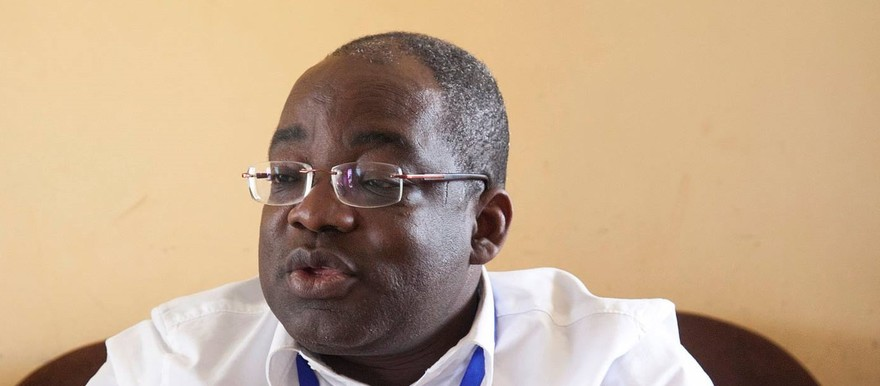 Aristide Nononsi, UN Independent Expert on the situation of human rights in Sudan (File photo)