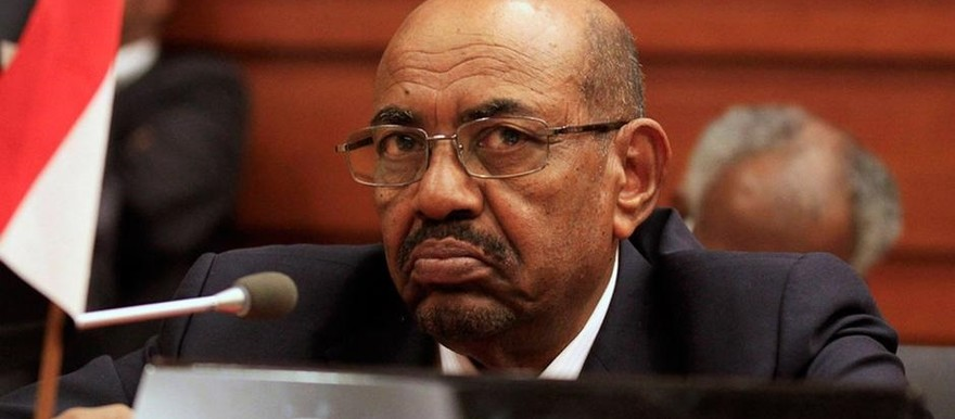 Sudan's deposed military dictator, Omar Al Bashir (File photo)