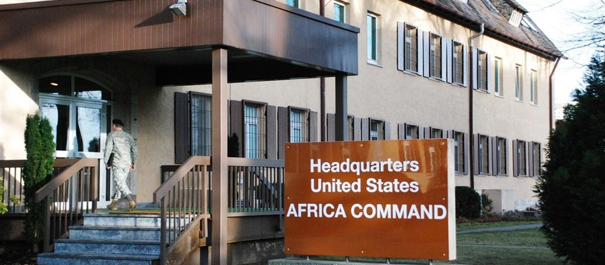 US Africom headquarters Stuttgart, Germany (Africom)
