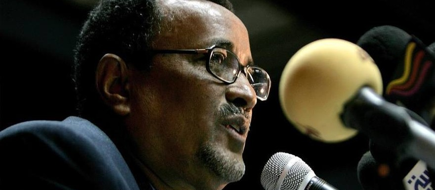 Ibrahim Mahmoud Hamid, assistant to the president of Sudan (file photo)