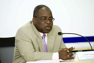 United Nations Independent Expert on the situation of human rights in Sudan, Aristide Nononsi (file photo)