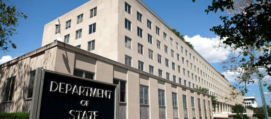 US Department of State in Washington (File photo)