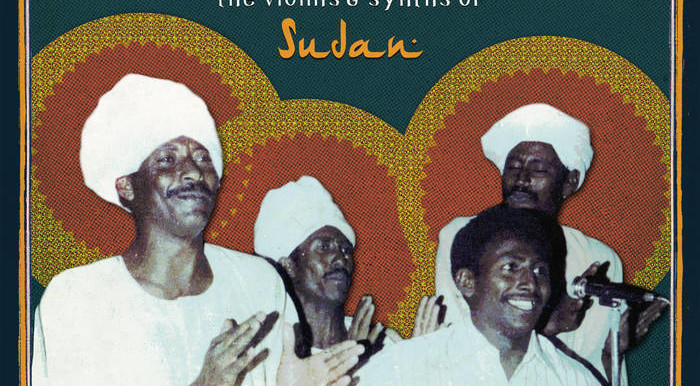 Cover of the collection Two Niles to Sing a Melody, The Violins & Synths of Sudan