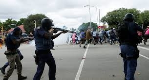 Police fire on demonstrators in Khartoum this week