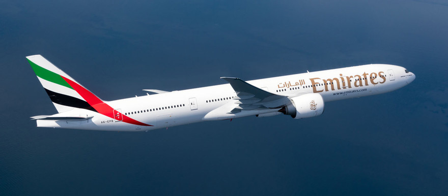 Emirates Boeing 777 (File photo: Emirates)