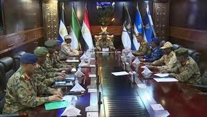 Sudan's Transitional Military Council (File photo)