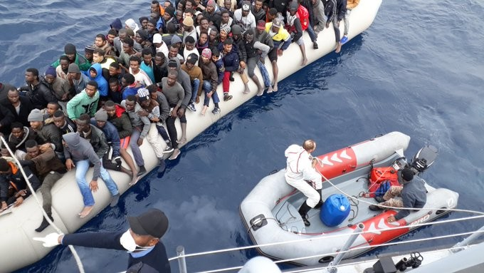 Libya's Coast Guard Says Bodies Retrieved after Migrant Boat Capsizes