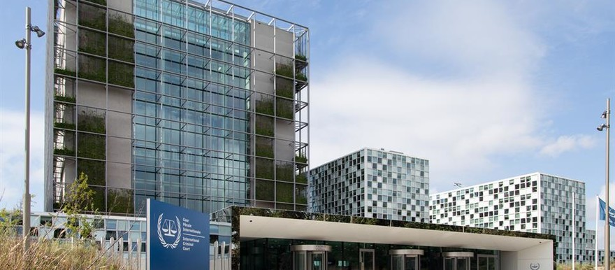 The International Criminal Court in The Hague, the Netherlands (ICC)