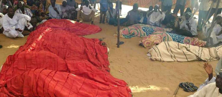 Counting the cost: Victims of the violence at Fata Borno camp (RD)