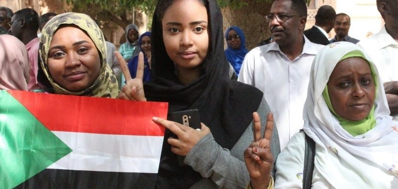 Women played a prominent role in the Sudanese revolution (RD)