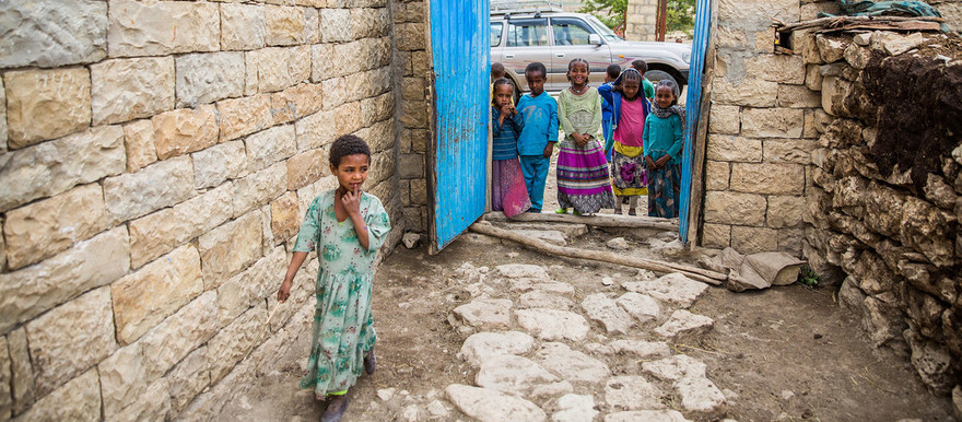 The Tigray region in Ethiopia faces some of the toughest development challenges in the country (UNHCR/Zerihun Sewunet)