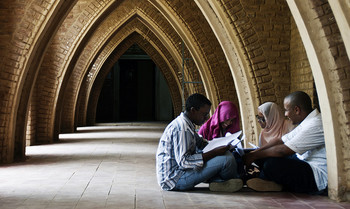 University of Khartoum (Qusai Akoud/Flickr)