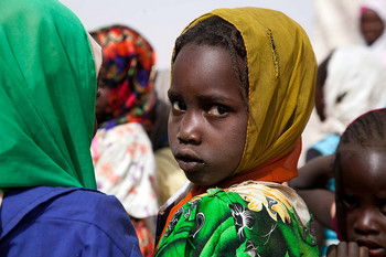 School girls in North Darfur (Unamid)