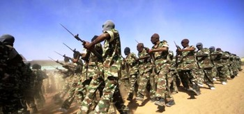 Sudan military troops (Reuters)