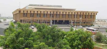 Sudanese Houses of Parliament in Omdurman (File photo)