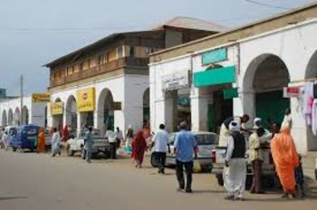 The market of Nyala, capital of South Darfur (File photo)