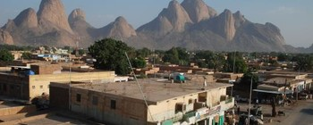 Kassala town (file photo)