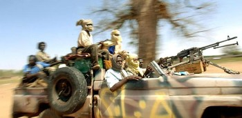 Rebels in Darfur (file photo)