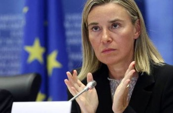 Federica Mogherini, Vice-President of the European Commission and EU High Representative of Foreign Affairs and Security Policy, and Vice-President of the European Commission (EU)