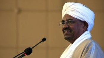Sudan's President Omar Al Bashir (File photo)