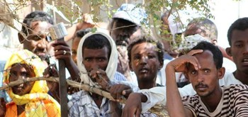 Ethiopian refugees (file photos RD)