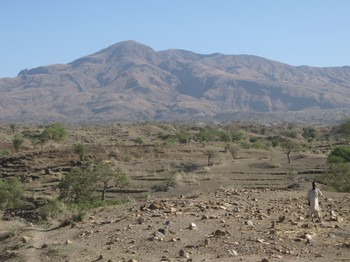 The Jebel Marra Massif in Darfur (Robert Lankenau, 2007)