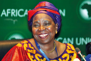 Nkosazana Dlamini Zuma, chair of the AU Commission (living-in-south-africa.com)
