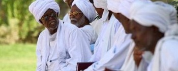 Darfur elders (file photo)
