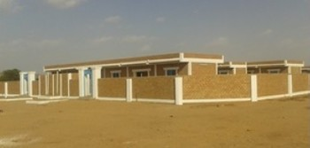 The model services hub in Arara, Beida locality in West Darfur (File photo: Fellowship for African Relief Sudan)